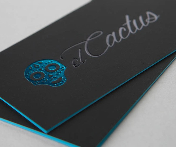 Soft Touch Business Cards 28pt Ultra Thick Suede Velvet