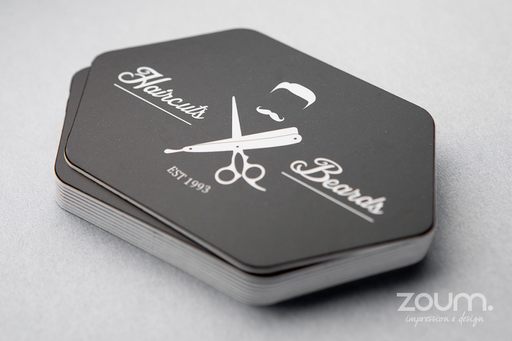 Die cutting and die cut business cards zoum important please read reheart Gallery